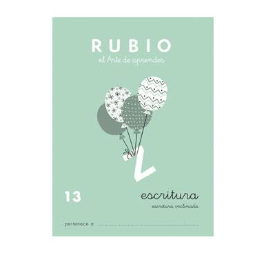 Cuaderno Rubio A5 Escritura Nº13 12602036
