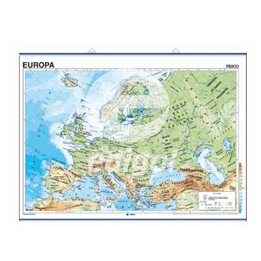 Mapa mural Europa edigol 21602003