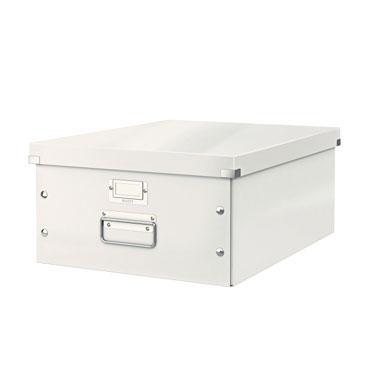 Caja Click & Store Din A-3 blanca Leitz 60450001