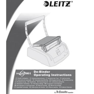 Desencuadernador Leitz ImpressBind 280 73890000