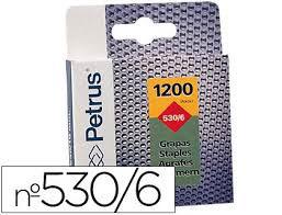 CJ1200 grapas 530/6 Petrus