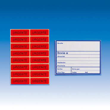 RLL200 Etiqueta ENVIO 82x109 mm. Apli 00324