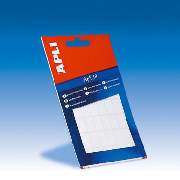 Etiqueta adhesiva 19x27 mm. 10HJ (250U) Apli 01640