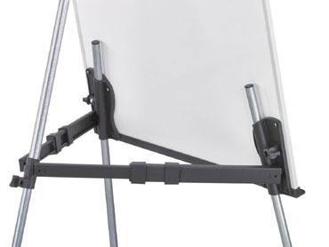 Caballete metálico con estabilizador 70 x 102 cm. Faibo &9ST