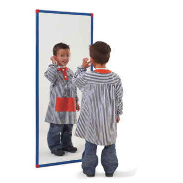 Espejo de metacrilato 47x122 cm. Faibo 185