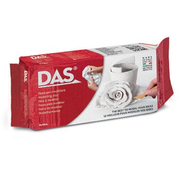 Pasta modelar blanca 500 g. Dacs 387000