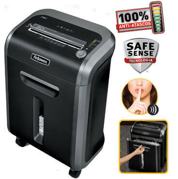 Destructora Fellowes 79Ci para uso profesional