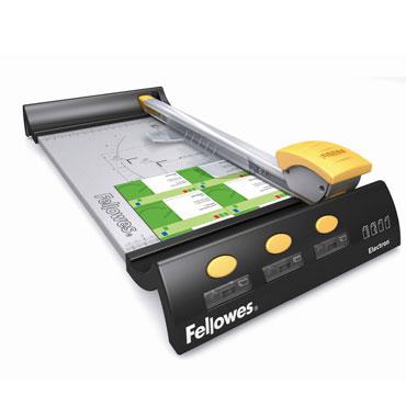 Cizalla de papel - guillotina Fellowes Electron A3 5410501