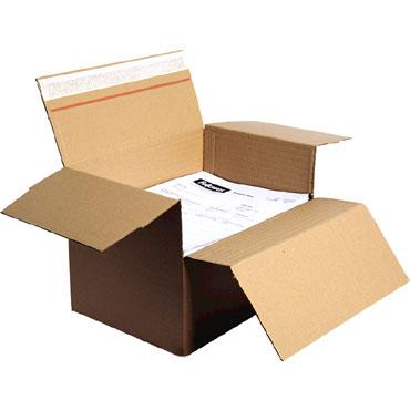 Caja envío A4 Bankers Trust 7374901