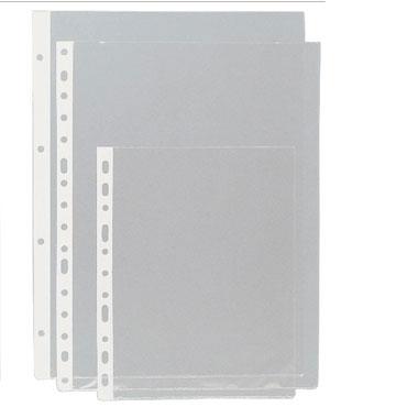 Fundas PVC Folio 16 taladros 100? Grafoplás 05590070