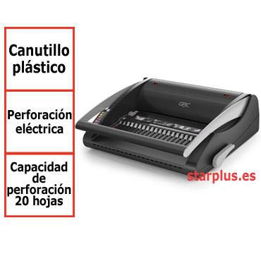 Encuadernadora GBC CombBind C210E para canutillo de plástico