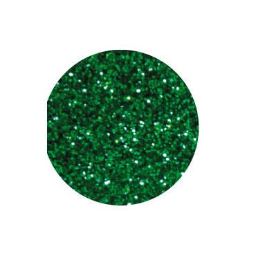 Purpurina metalizada verde 100 g. Fixo 00039020