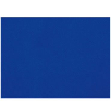 Rollo PVC terciopelo azul 10x0,45 m. Fixo 01003203