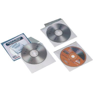 BO10 fundas PVC adhesiivo CD Grafoplás 13700000