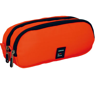 Portatodo naranja flúor Unequal 37543552