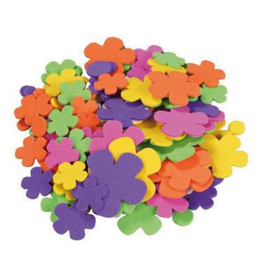 200 flores de EVA adhesivas Fixo 68001700