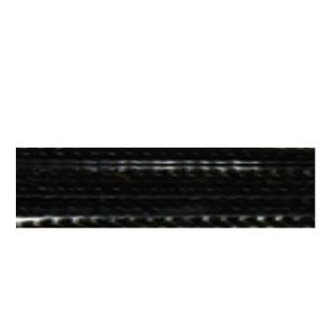 50 varitas flexibles negras 30 cm. Fixo 68013900