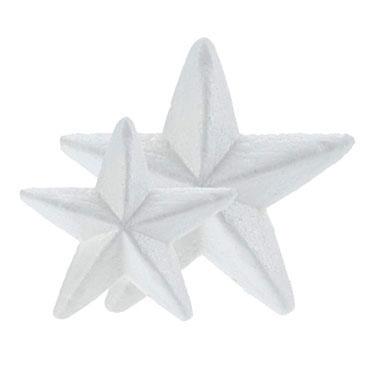 3 estrellas poliespán 20 cm. Fixo 68007800