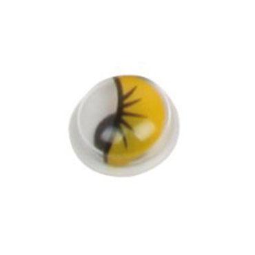 20 ojos amarillos ø 18 mm. Fixo 68012300