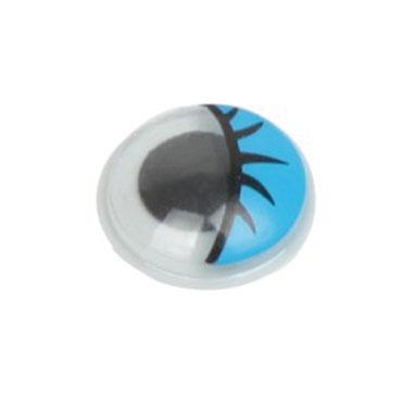 50 ojos azules ø 10 mm. Fixo 68011200