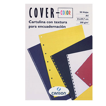 PQ50 Cover Color azul 300 g/m² Din A-4 Canson  200407514