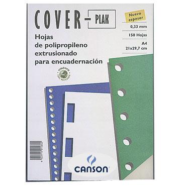 PQ100 Cover-Plak transparente 0,45µ Canson  200401480