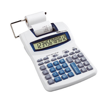 Calculadora impresora 1214X Ibico IB410031