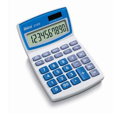Calculadora 210X Ibico IB410079