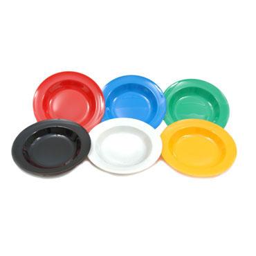 Plato hondo plástico 21,5 cm. 53012
