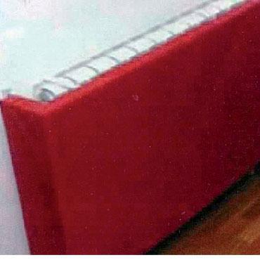 Protector radiador 200-250 cm. 17140D
