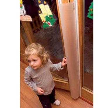 Salvadedos puerta 180º 120x24 cm.  17117B