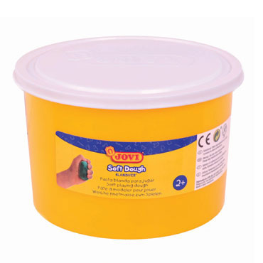 Pasta blanda blanca 460 g. Jovi 46001