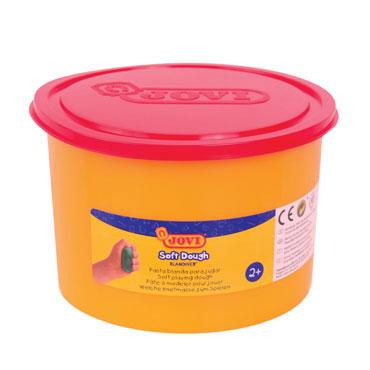 Pasta blanda roja 460 g. Jovi 46003
