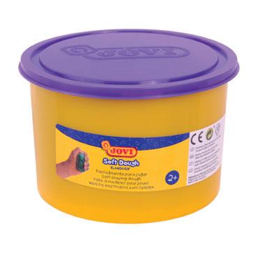 Pasta blanda violeta 460 g. Jovi 46006