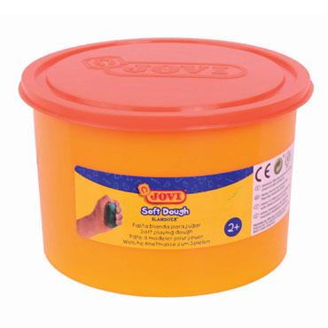 Pasta blanda naranja 460 g. Jovi 46007