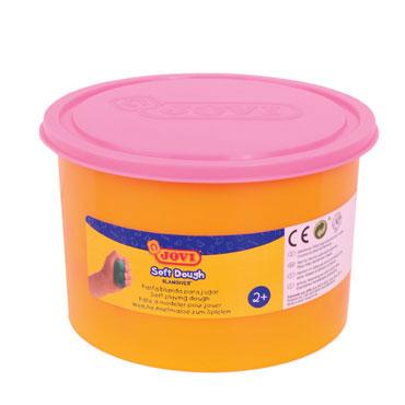 Pasta blanda rosa 460 g. Jovi 46008