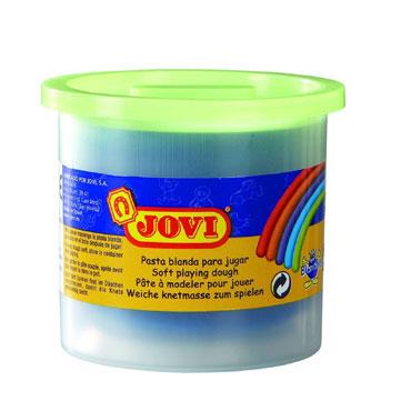 5 botes pasta blanda 110 g. verde Jovi 45004