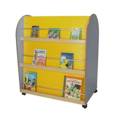Mueble ovalado Biblioteca Mobeduc 602102