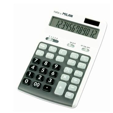 Calculadora 150712 12 dígitos Milan 150712GBL