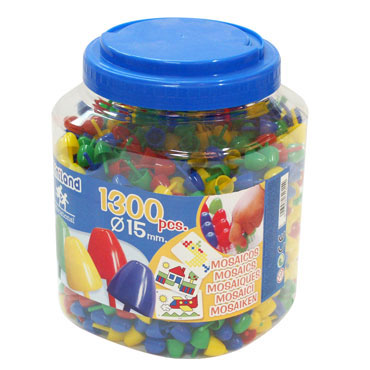 Set de 1300 pinchos  Miniland 31815