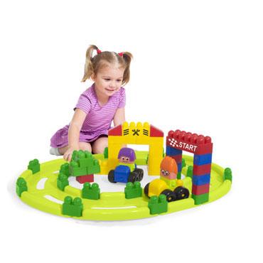 Circuito Blocks Súper Miniland 32345