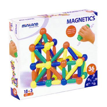 Magnetic 36 piezas Miniland 94105