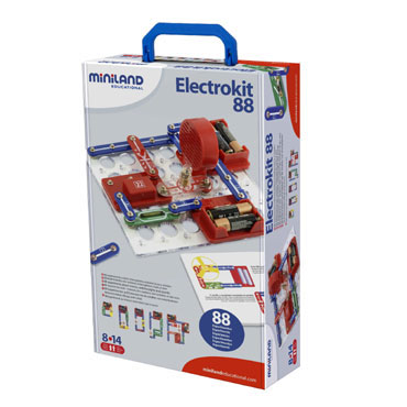 Circuito eléctrico Miniland 99101