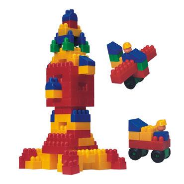 Blocks Super 64 Miniland 32337