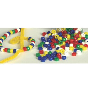 300 abalorios colores surtidos Niefenver 0900190