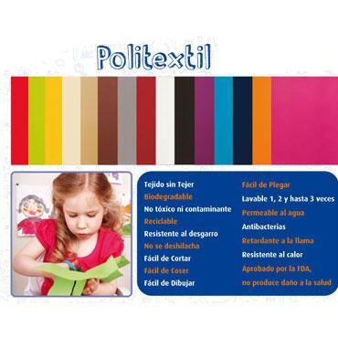 Rollo politextil violeta 48x0,4 m. Niefenver 1500133VI