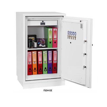 Caja de seguridad ignífuga FS0443E Phoenix FS0443E