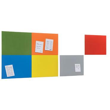 1 lámina corcho adhesivo verde 40x50 cm. Planning BL/IN/0325