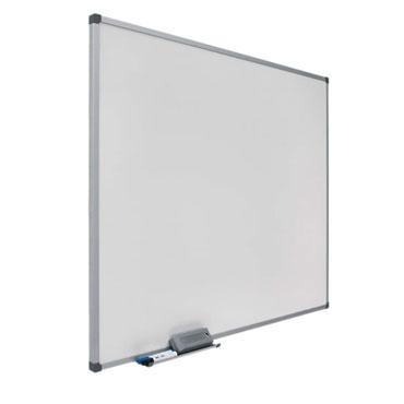 Pizarra blanca laminada 120x150 cm. Planning Sisplamo 725/5