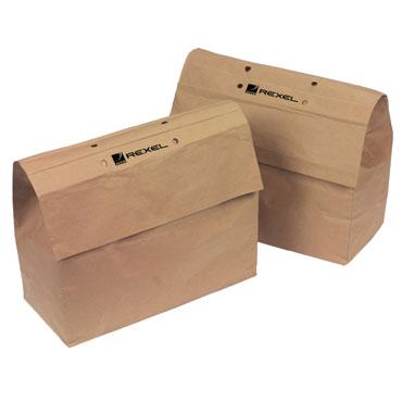 20 Bolsas Rexel reciclables MERCURY 30l.